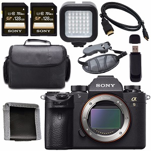 Sony ILCE 9/B Alpha a9 Mirrorless Digital Camera ILCE 9/B