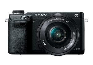 Sony NEX-6L/B Mirrorless Digital Camera