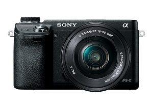 Sony NEX-6L/B Mirrorless Digital Camera