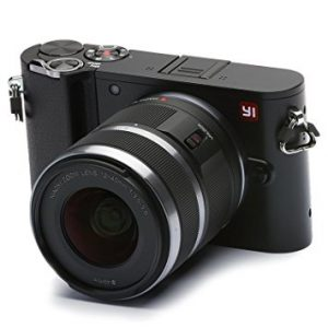 YI M1 4K 20 MP Mirrorless Digital Camera