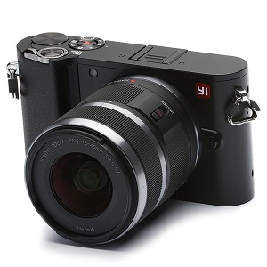 YI M1 4K 20 MP Mirrorless Digital Camera - Great for traveling